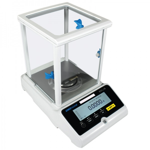 Adam Equipment Solis SAB Analytical & Semi-Micro Balances