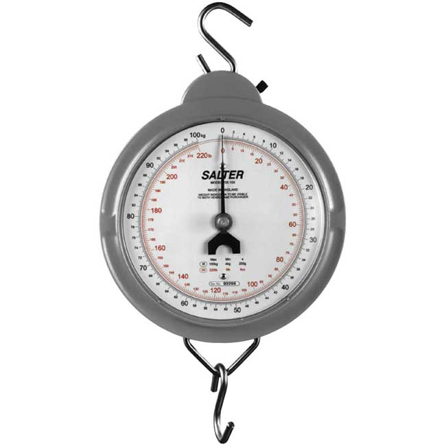 Salter Brecknell 235 10X Mechanical Hanging Scale