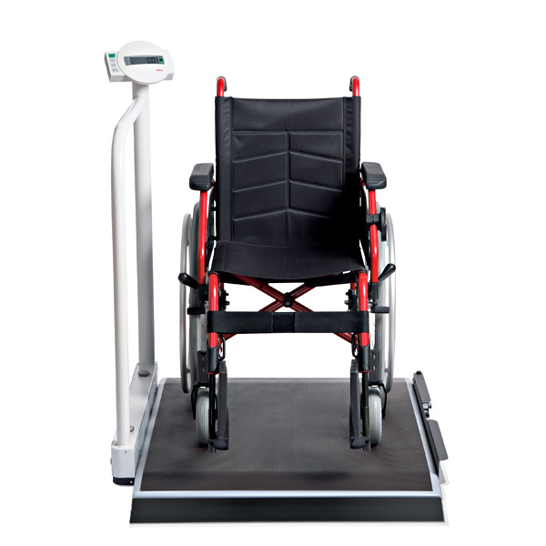Seca 677 Electronic Wheelchair Scale