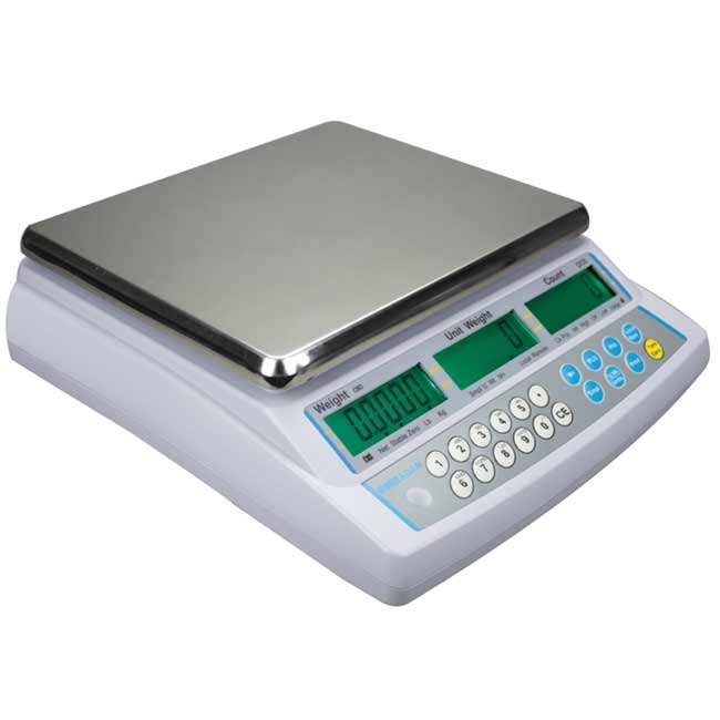 Adam CBD Parts Counting Scales With PLU's