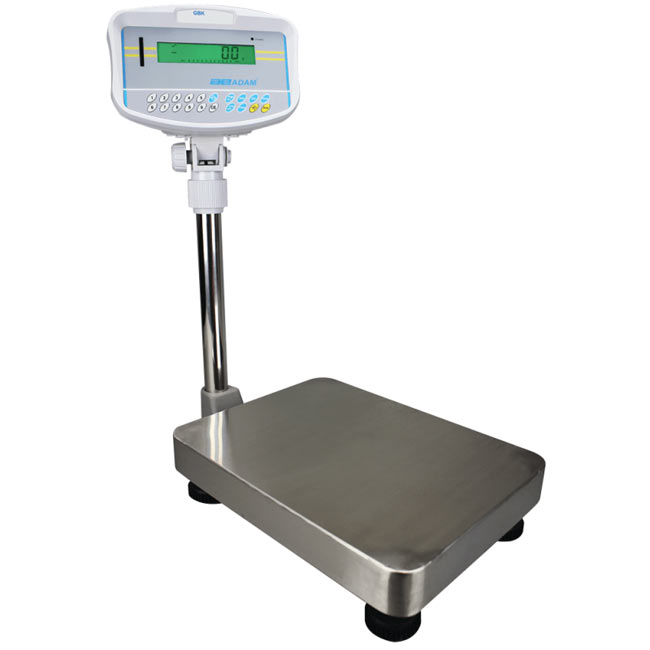 Adam GBK & GBK M Check Weighing Scales