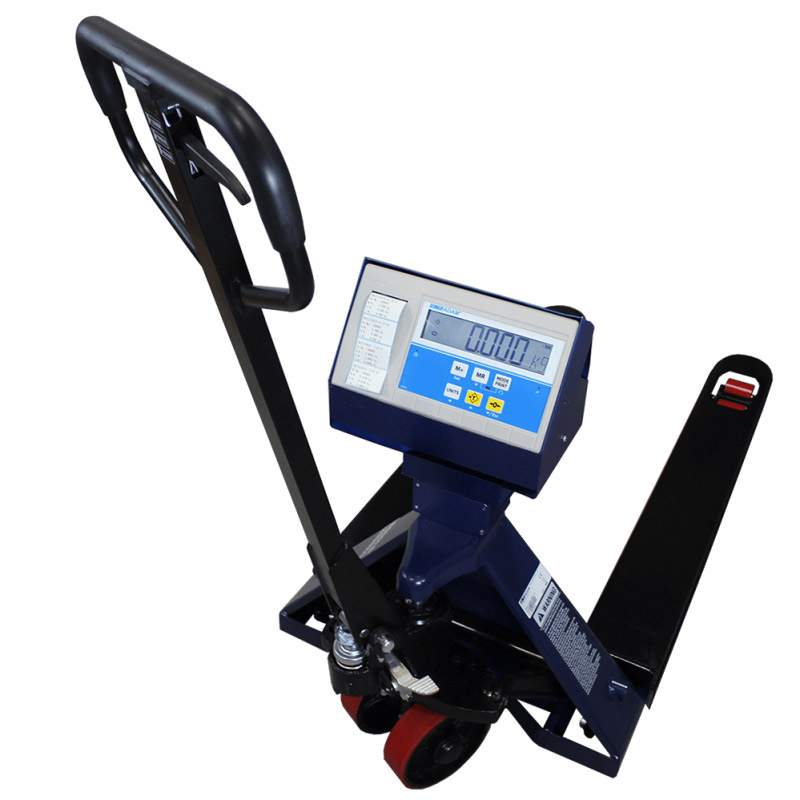 Adam PTT 2000 Pallet Truck Scale With Integrated Printer