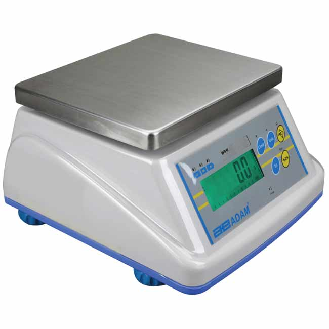 Adam WBW / WBW-M Wash Down Checkweigher IP65 Rated