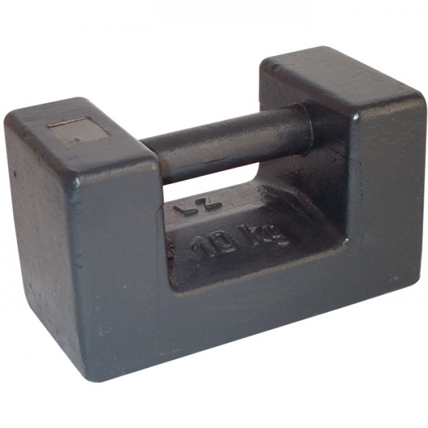 OIML M1 Class Calibration Weights - Cast Iron