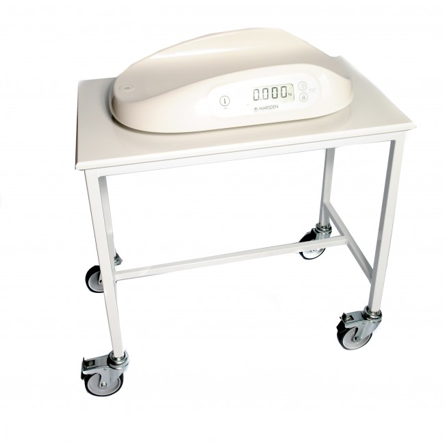 Marsden 903 Baby Scale Trolley