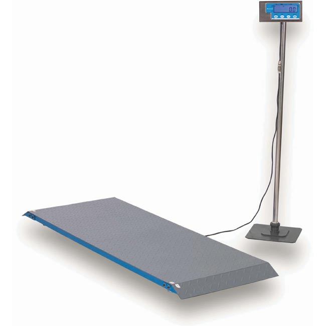 Salter Brecknell PS1000 / PS2000 Floor Scales