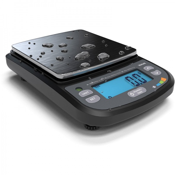 On Balance Wave IP-65 Rated Compact Scale