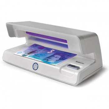 Safescan 50 Counterfeit Banknote Detector | Grey