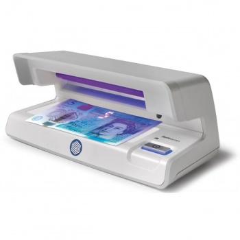 Safescan 70 Counterfeit Banknote Detector | Grey