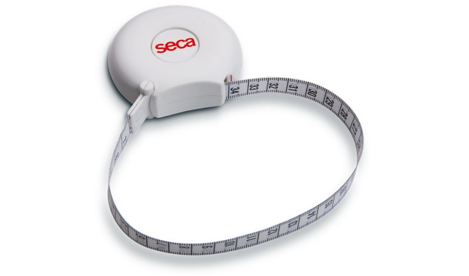 Seca 201 Ergonomic Circumference Measuring Tapes (pack of 10)
