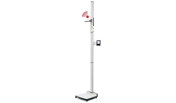 Seca 285 Measuring Station and Column Scale