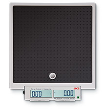 Seca 878 Flat Scales for Mobile Use
